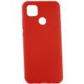 Чехол-накладка для Xiaomi Redmi 9C, красный, Redline