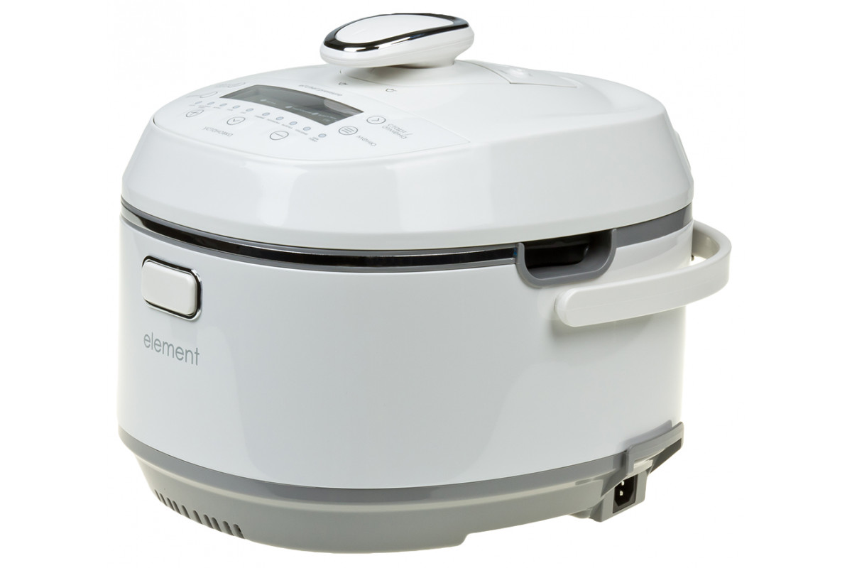 Мультиварка Element FWA02PW, El'Chef, белый