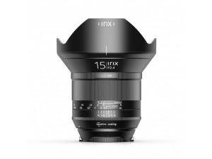 Irix Lens 15mm f/2.4  Blackstone Nikon F