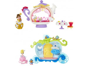Disney Princess игровой набор для маленьких кукол Принцесс Hasbro B5344
