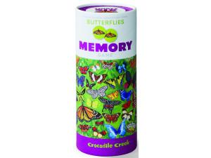 Crocodile Creek Головоломка- Игра Мемори, Бабочки 3004-2