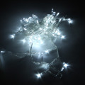 Гирлянда Sh Lights 100 белых светодиодов, прозрачный провод, ILD100C-TW