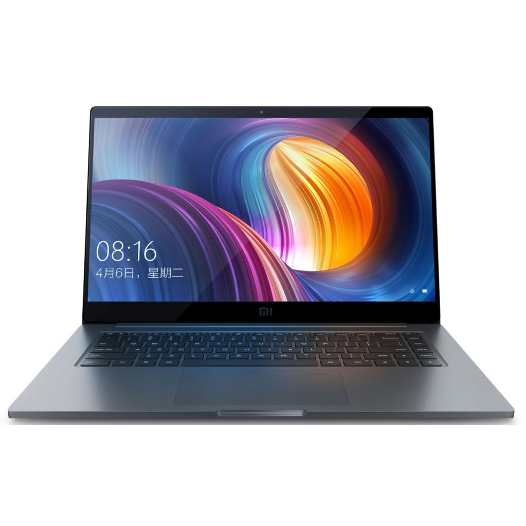 "Ноутбук Xiaomi Mi Notebook Pro 15.6"" 2019 (Intel Core i7 8550U 1800 MHz/1920x1080/16Gb/512Gb SSD/NVIDIA GeForce MX250/Win10 Home RUS) серый"