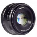 Объектив Meike 35mm f/1.7 Micro 4/3