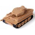 Сборная модель Звезда Немецкий танк Т-VI Тигр (без клея)