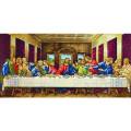 Schipper Репродукция Тайная вечеря Леонардо да Винчи - раскраска по номерам
