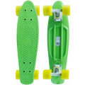 Скейтборд MaxCity Plastic Board small Зеленый