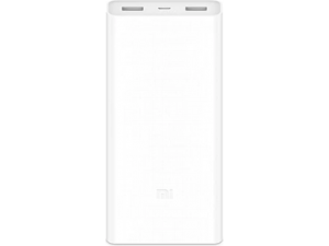 Внешний аккумулятор Xiaomi Mi Power Bank 3 20000 mah (PLM18ZM) VXN4258CN белый