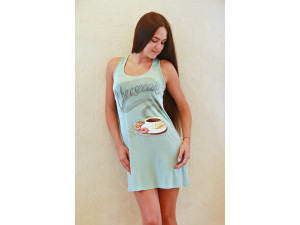 Сорочка Золотое руно Cheesecake 139311 (42) нефрит