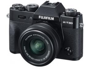 Фотоаппарат Fujifilm X-T30 Kit 15-45mm черный