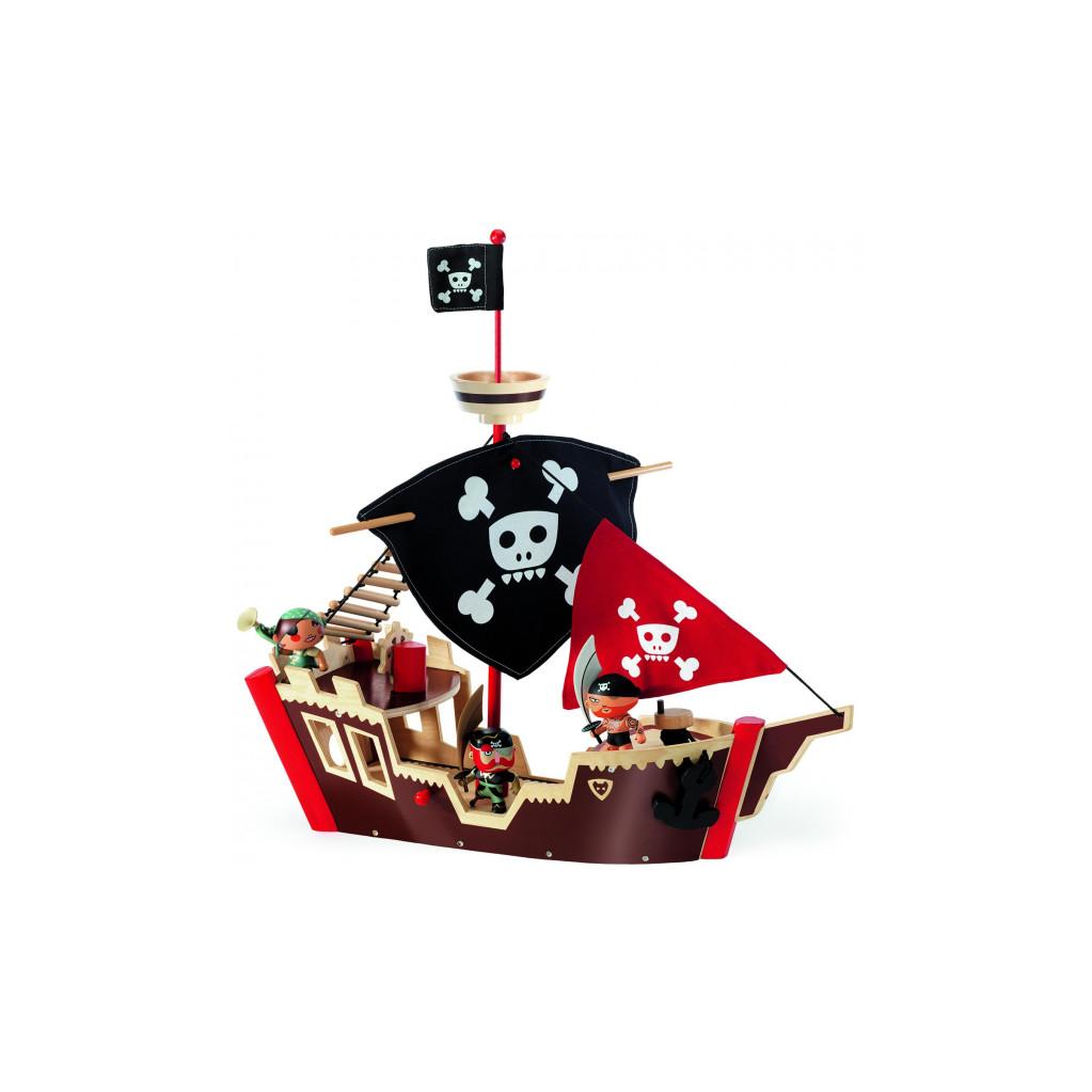 Djeco Пиратский корабль