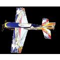 Набор для сборки радиоуправляемого самолета Upgraded Edge 540T, темно-синий