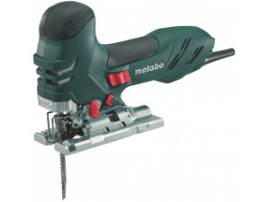 Лобзик Metabo STE 140 (601401500)  750Вт 1000-3100ход/мин 140мм-дер 35мм-мет маятниковый в кейсе