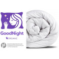 Одеяло GoodNight Organic бамбук/тик 300 гр/м2 2 сп. (172х205)