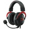 Гарнитура HyperX Cloud II Headset игровые наушники красный
