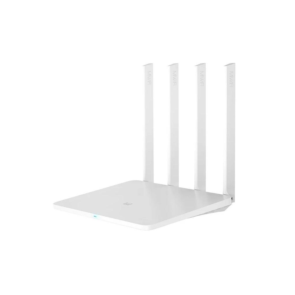 Роутер Xiaomi Mi Wi-Fi Router 3G v2 белый (R3Gv2) (RU)