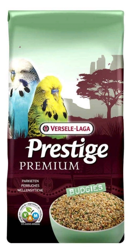 VERSELE-LAGA корм для волнистых попугаев Prestige PREMIUM Budgies 800 г