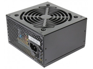 Блок питания Aerocool ATX 650W VX-650 (24+4+4pin) APFC 120mm fan 4xSATA RTL