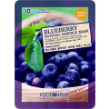 FoodaHolic Маска для лица Blueberry Natural Essence Mask, 23мл