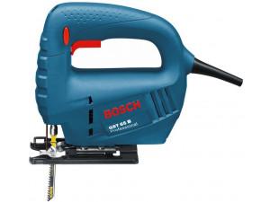 Лобзик Bosch GST 65 B (0.601.509.120)  400Вт 3100ход/мин 65мм-дер, 8мм-мет