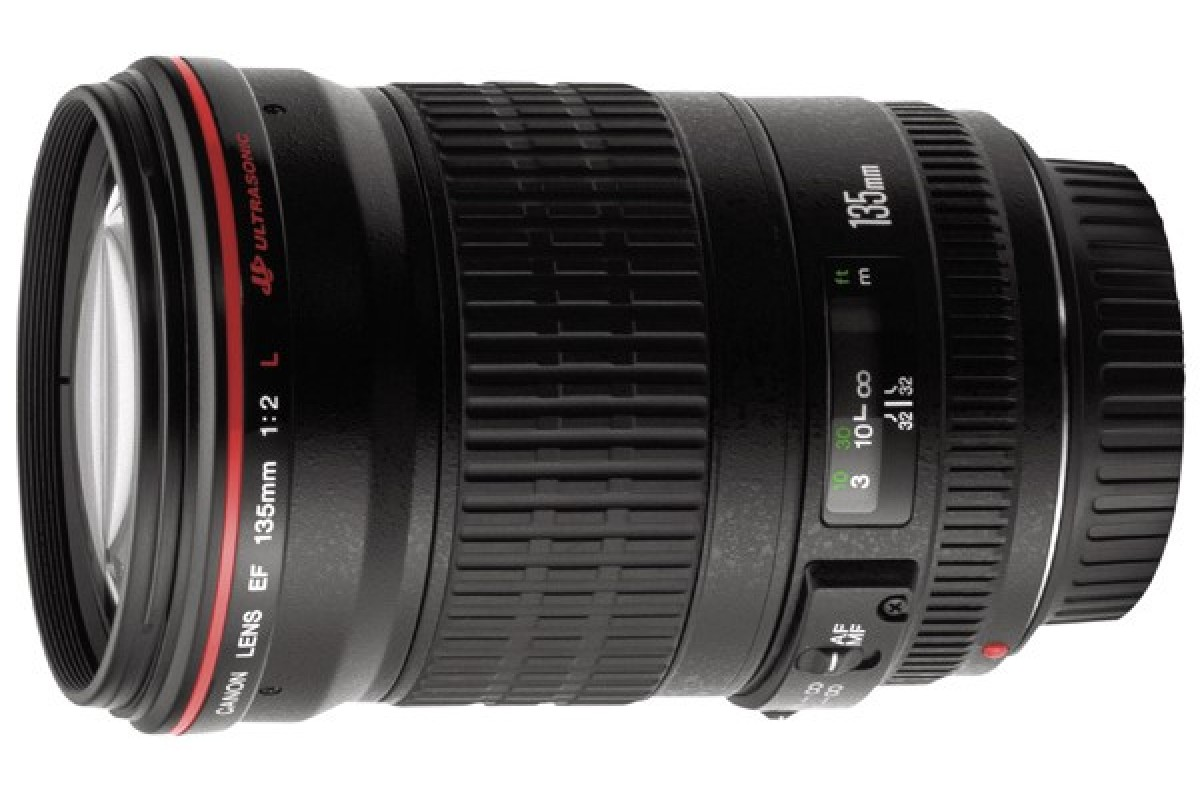 Canon EF 135mm f/2L USM X1899