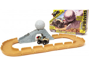 Funrise Tonka Большой трек Climb-overs с машинкой Jeep Boulder Escape