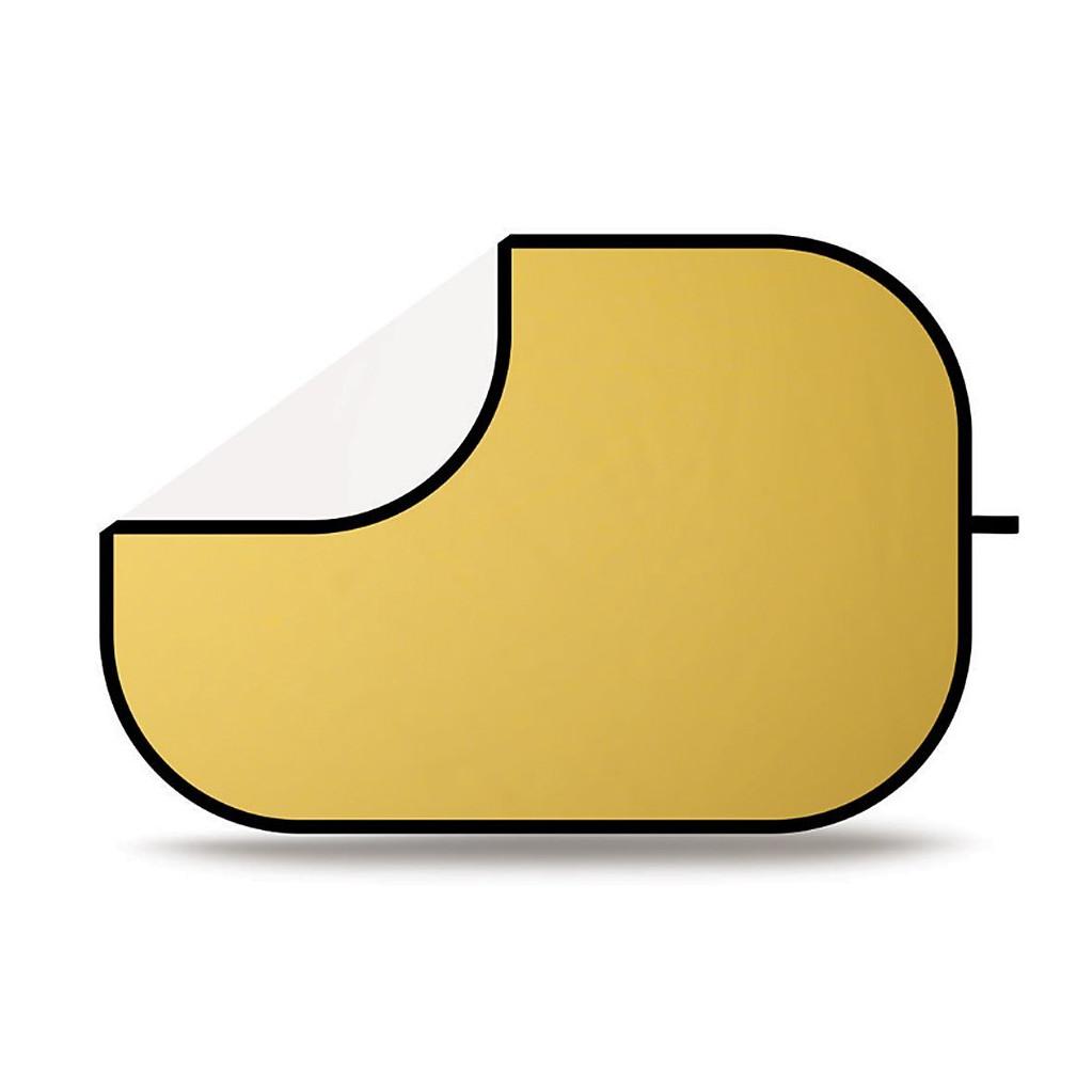 Отражатель Westcott золото/белый 120x180 см