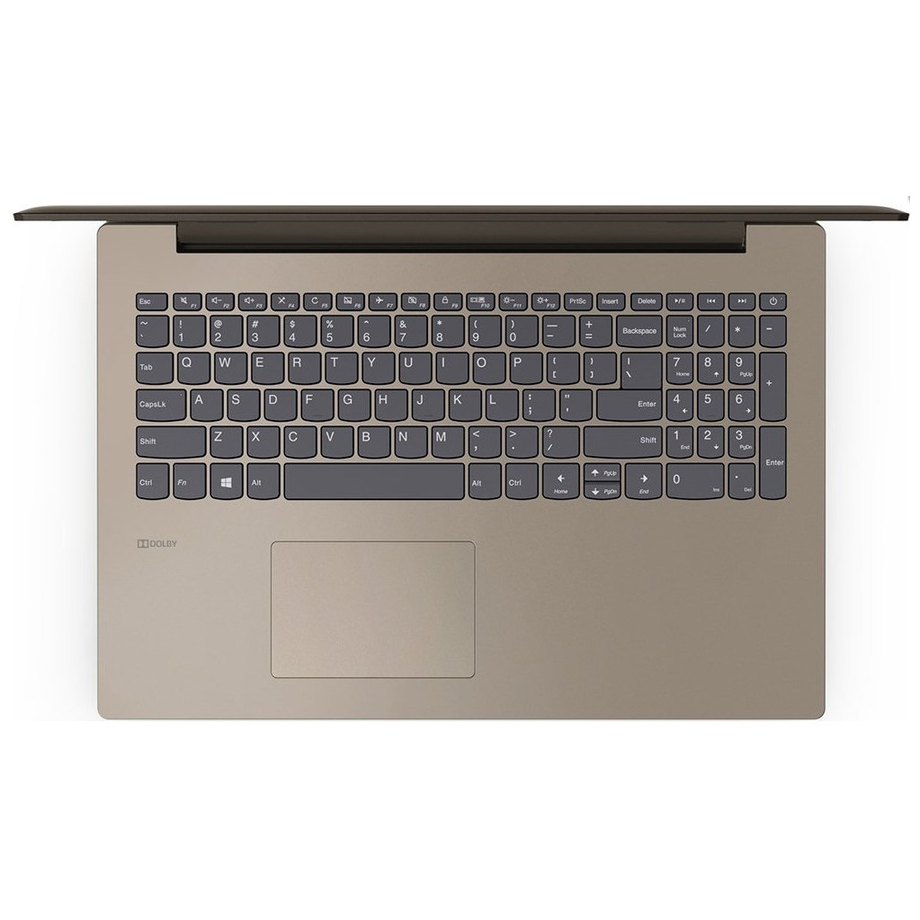 "Ноутбук Lenovo Ideapad 330 15 AMD (AMD A4 9125 2300 MHz/15.6""/1920x1080/4GB/128GB SSD/AMD Radeon 530/Wi-Fi/bluetooth/Windows 10 Home) коричневый"