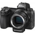 Фотоаппарат Nikon Z6 Body с адаптером FTZ