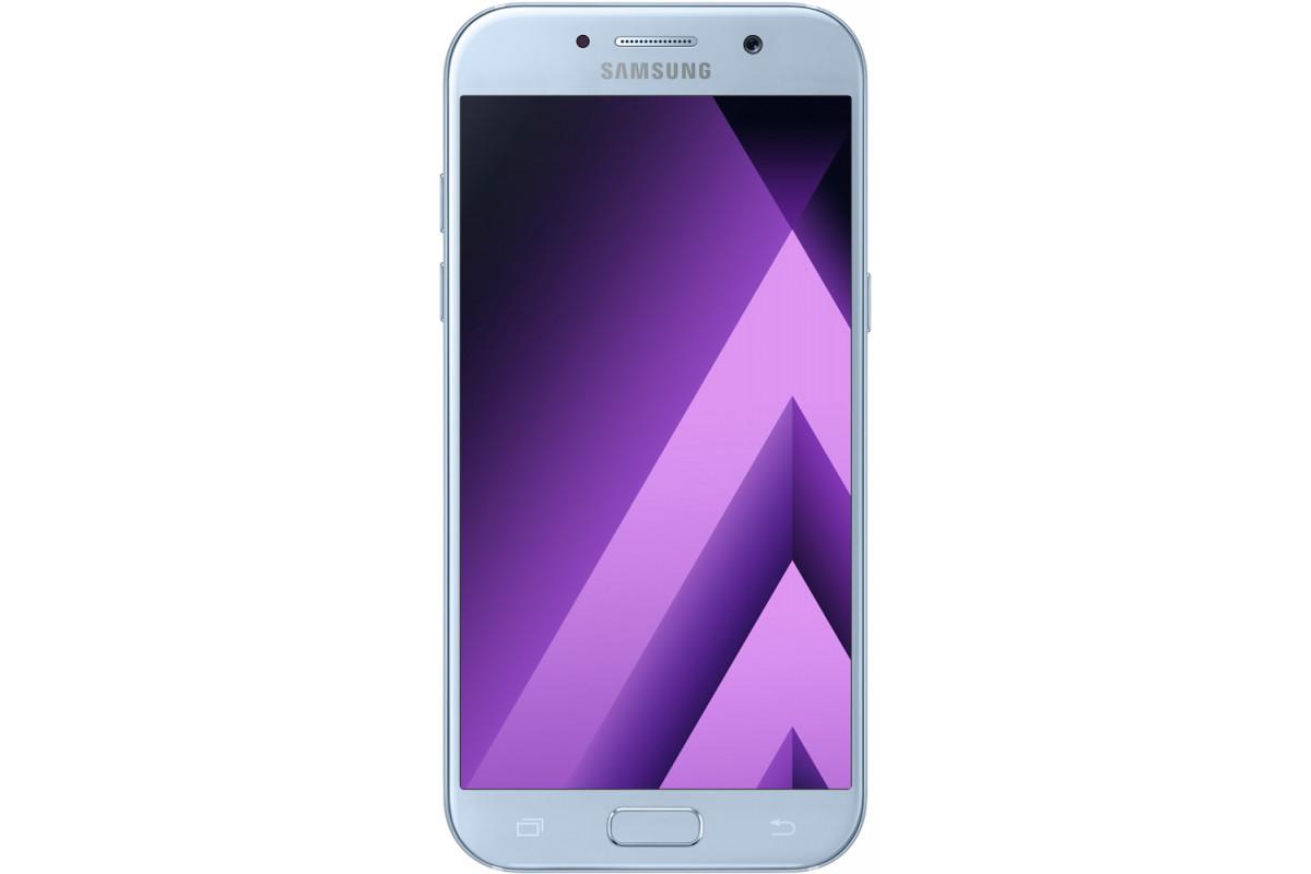 Смартфон Samsung (A520F) Galaxy A5 (2017) Duos 32Gb LTE Blue