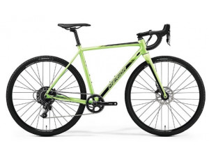 Велосипед Merida Mission СХ600 LightGreen (Black) 2019 L(56см)(82440)