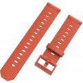 Силиконовый ремешок для часов Mijobs для Amazfit Bip/Pace Youth, оранжевый