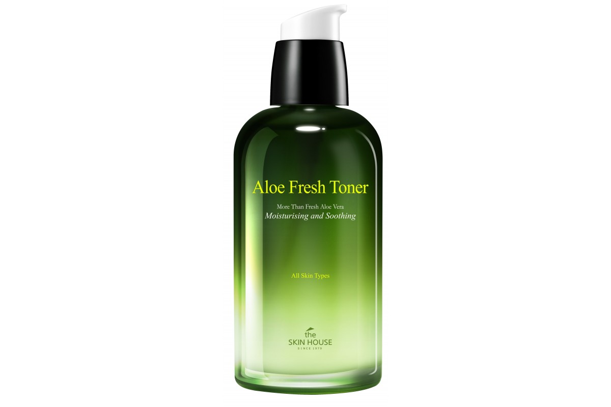 "SKIN HOUSE ""Aloe Fresh"" Увлажняющая эмульсия с экстрактом алоэ, 130 мл"
