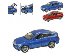 Welly 1:24 BMW X6 модель машинки