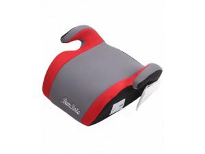 BamBola Tutela - детский бустер 15-36 кг серо-красный