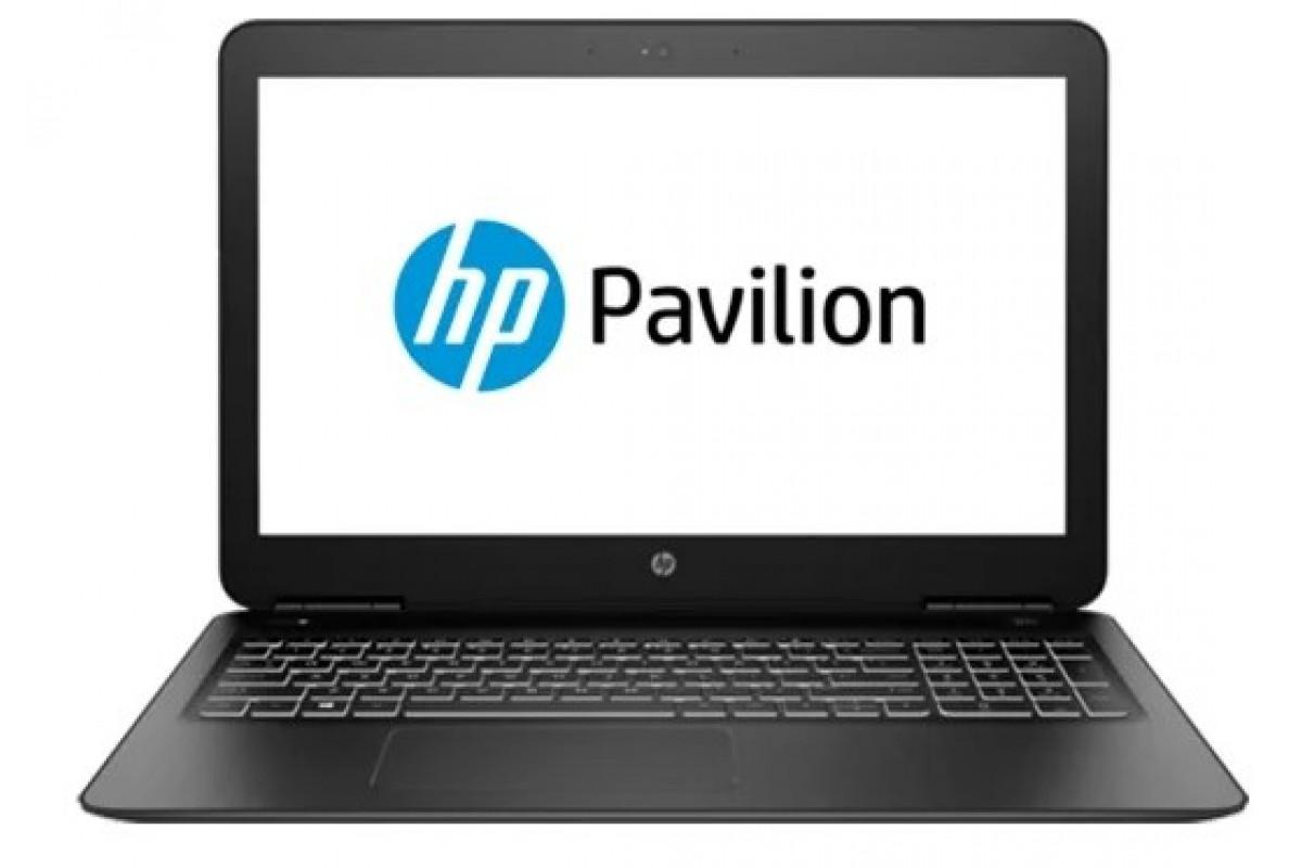 "Ноутбук HP Pavilion 15-bc439ur <4JT90EA> i7-8750H (2.2)/8Gb/1TB+128Gb SSD/15.6""FHD IPS AG/NV GTX 1050 Ti 4GB/Cam HD/DOS (черный)"