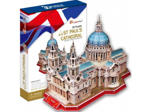 CubicFun 3D пазл Собор Святого Павла (Великобритания)