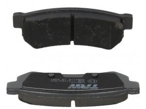 Колодки тормозные задние TRW  GDB4178 для CHEVROLET Lacetti 08-