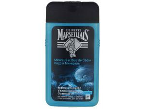 """Le Petit Marseillais Гель-шампунь для мужчин """"Кедр и минералы"""" 250мл"""