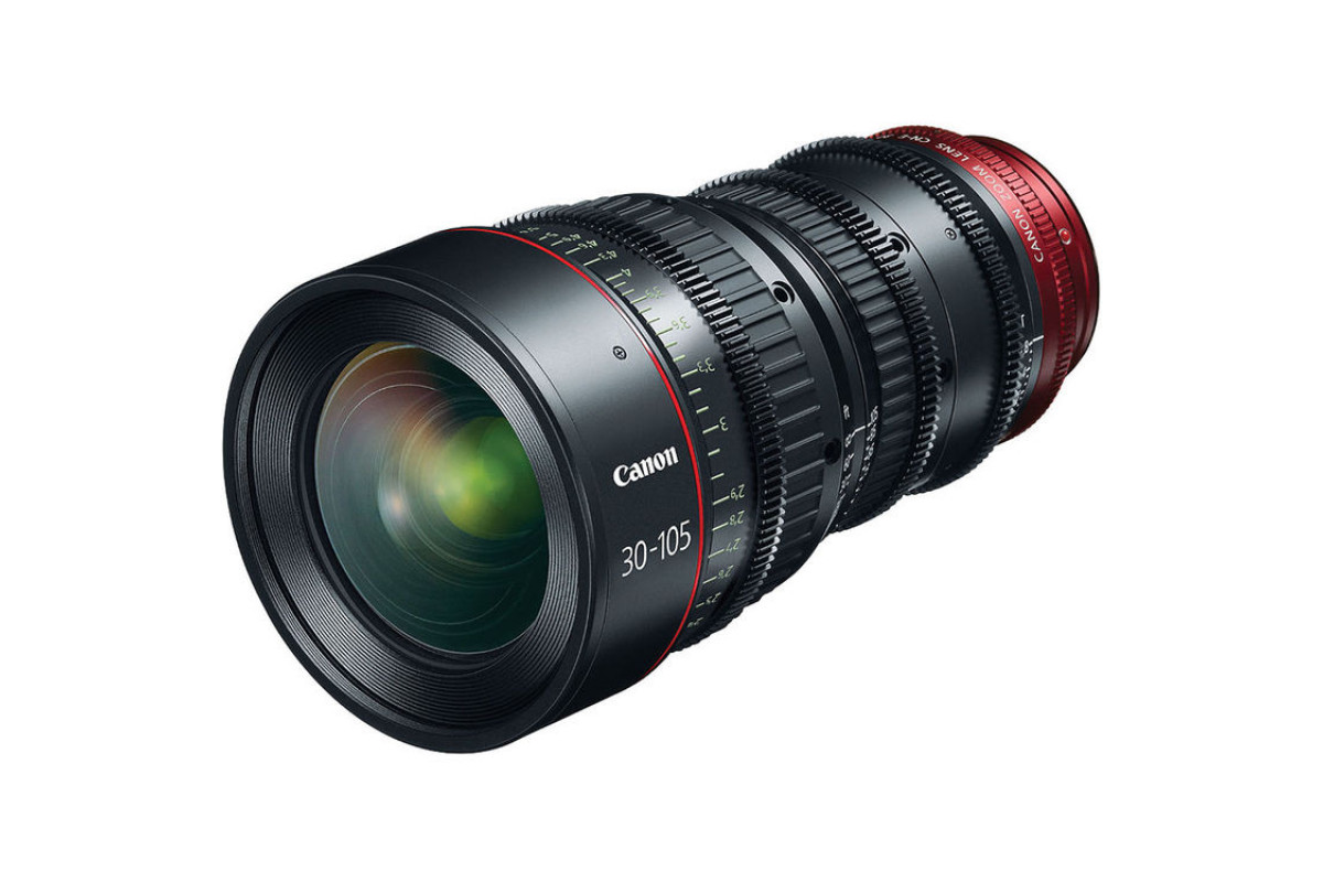Canon CN-E 30-105mm T2.8 L SP
