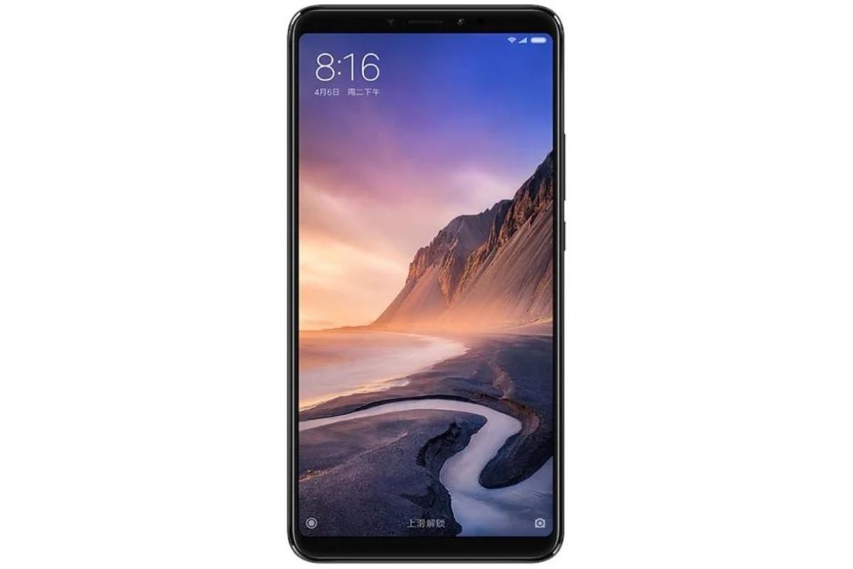 Смартфон Xiaomi Mi Max 3 4/64Gb Black EU