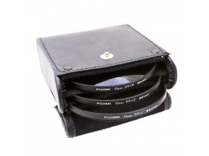 Набор фильтров Fujimi Close UP (+1+2+4) 58mm