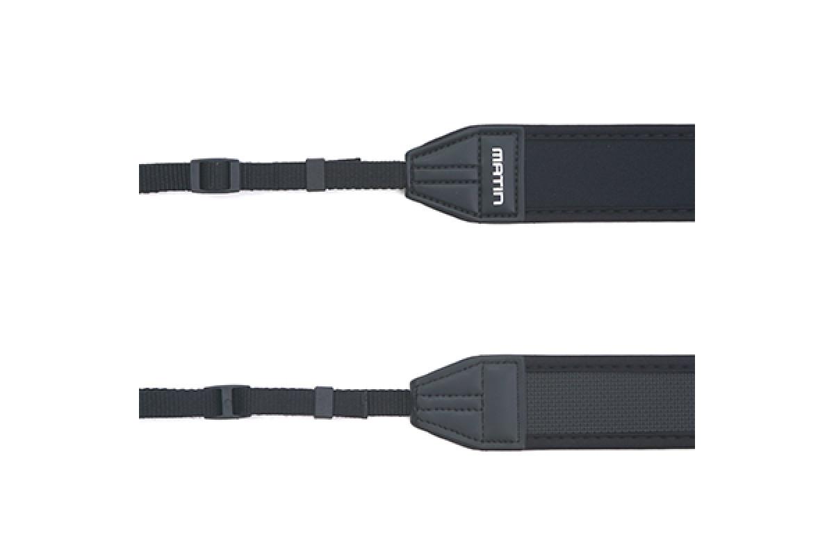 Нашейный ремень Matin Neoprene Strap 35mm Black