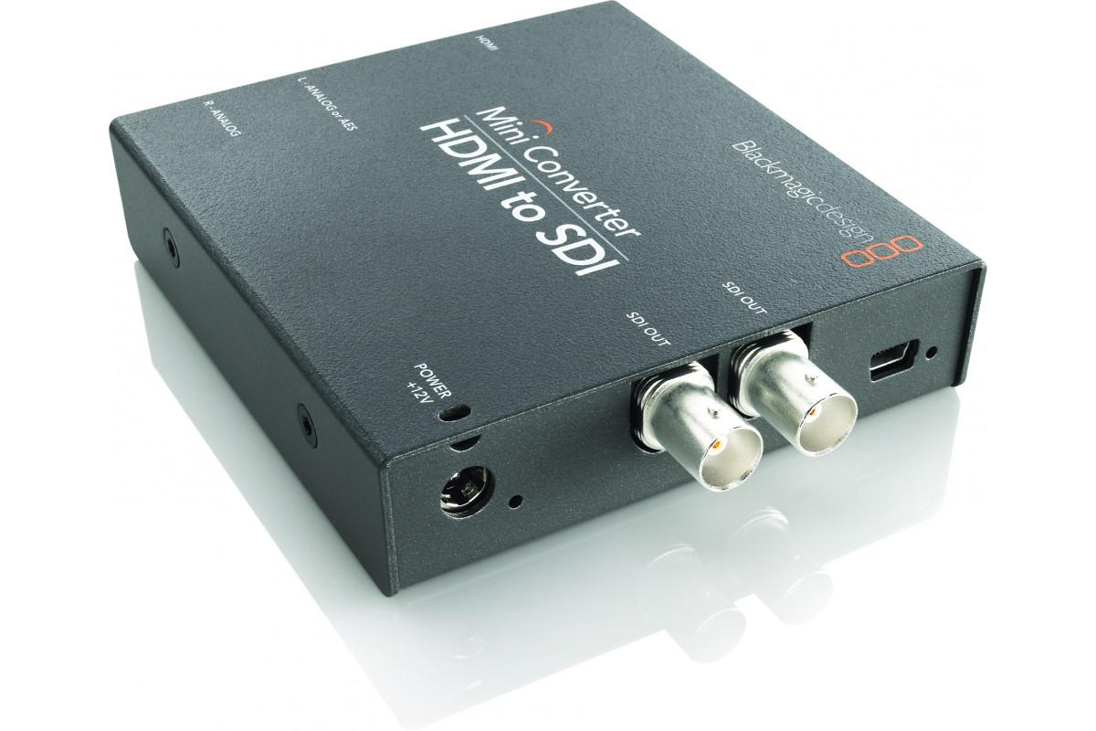 Конвертор Blackmagic Mini Converter - HDMI to SDI