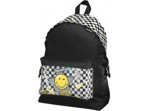Herlitz Be.Bag Classic Smiley - детский рюкзак World Rock