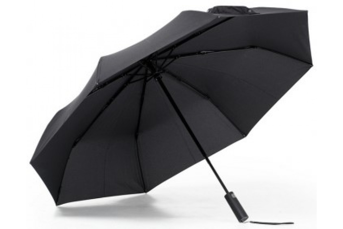Зонт Xiaomi MiJia Automatic Umbrella Черный