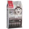 Корм для собак Blitz Adult Lamb & Rice, ягненок с рисом, 2 кг