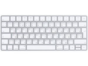 Клавиатура Apple Magic Keyboard White Bluetooth [MLA22RU/A]