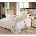 Постельное белье шёлковое Luxe Dream Айвори евро (с нав. 50х70)