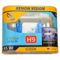 Лампа галогеновая Clearlight H9 XenonVision 2 шт, DUOBOX